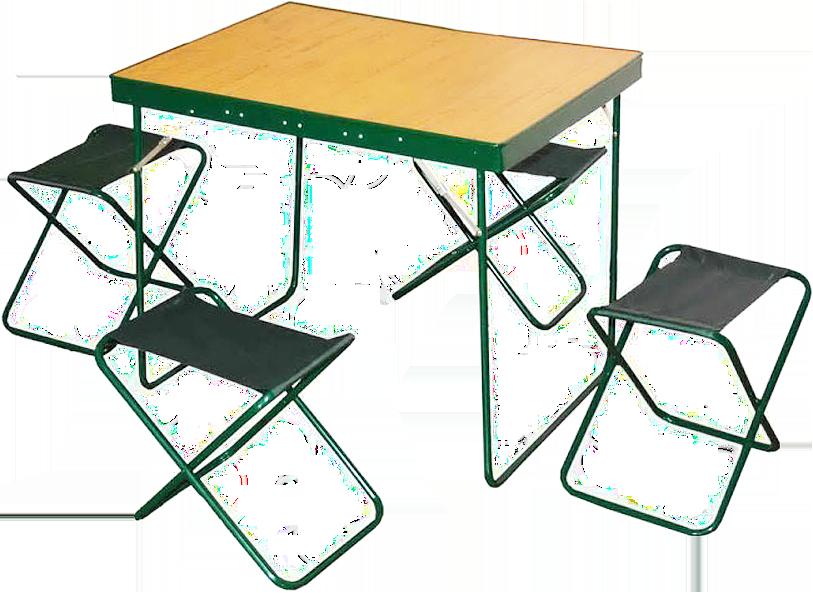 Раскладной стол стул
